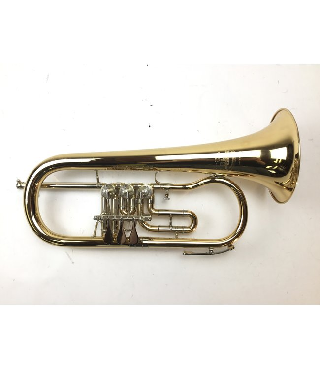 B&S Used B&S Model 17/2TR Bb Rotary Flugelhorn