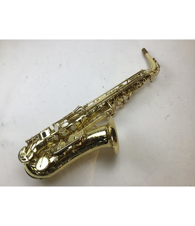 Dave Gaurdala Used Dave Guardala New York Model Alto Saxopohone