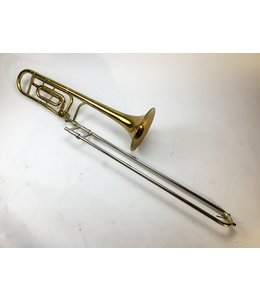 King Used King 3BF Concert Bb/F Tenor Trombone