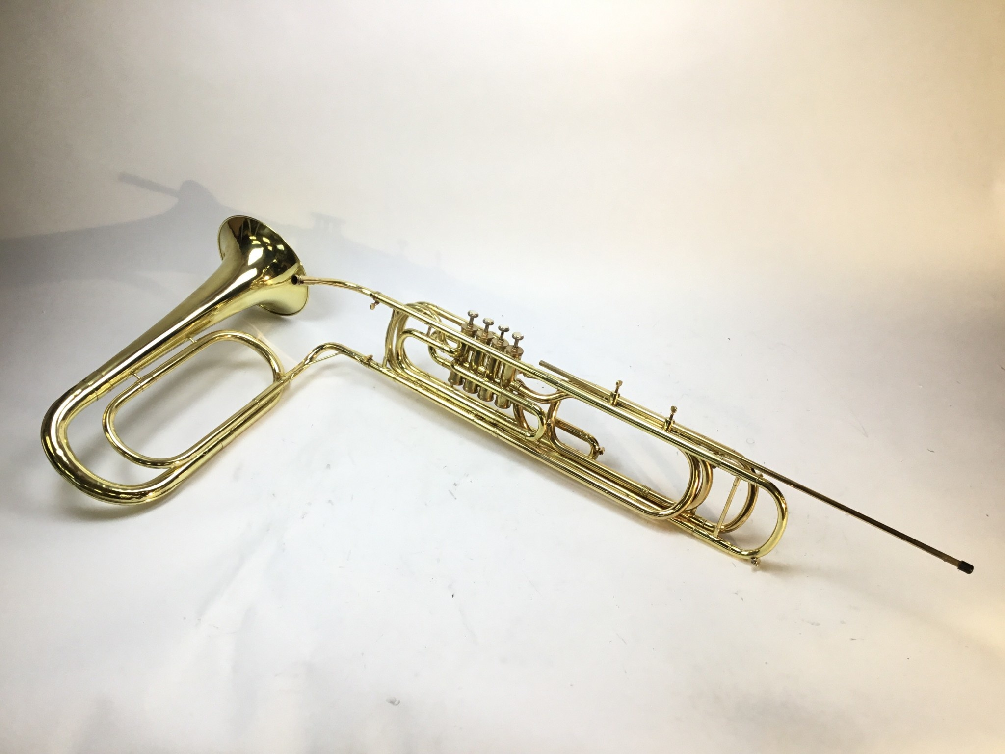 Used Bach New York BBb Cimbasso