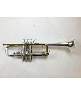 Bach Used Bach Philadelphia C Trumpet with Larson Leadpipe