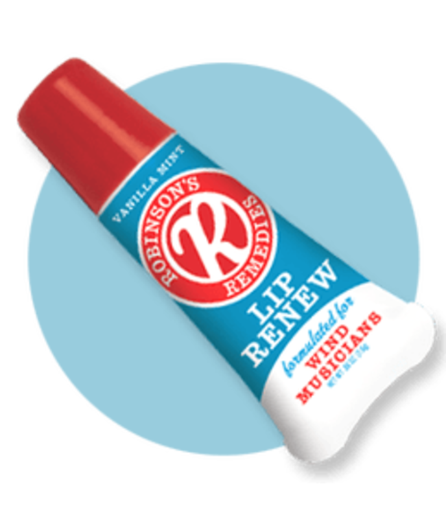 Robinson's Remedies Robinson's Remedies Lip Renew Squeeze Tube 15mL