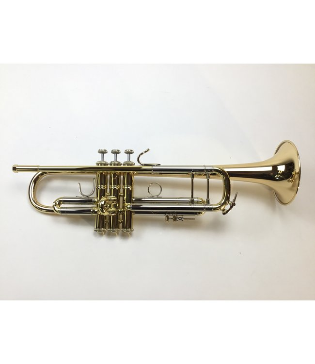Bach Demo Bach 18043G Bb Trumpet in Lacquer