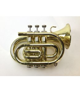 Jupiter Used Jupiter JPT-416 Pocket Trumpet