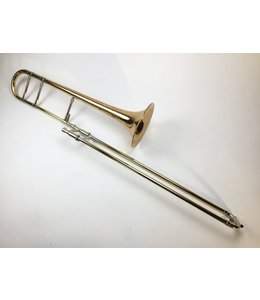 Shires Demo Shires Medium-Bore Bb Tenor Trombone