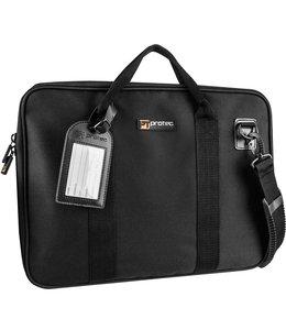 Protec Protec Slim Portfolio Bag, Size Large (Black)
