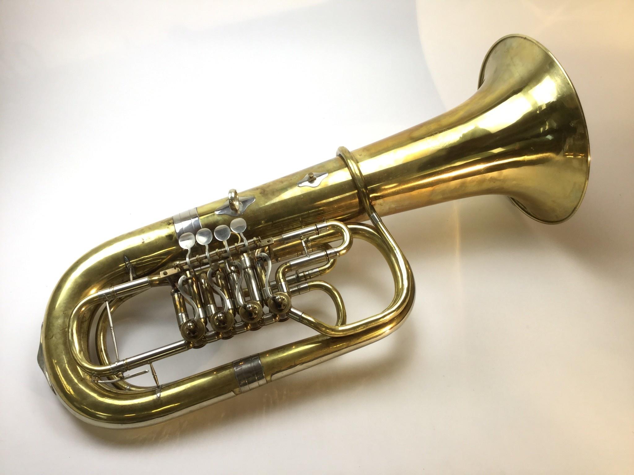 Used Weltklang F tuba