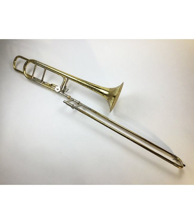 Bach Used Bach 36BO Bb/F Tenor Trombone