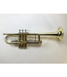 B&S Used B&S 3136JH with Larson Leadpipe C Trumpet
