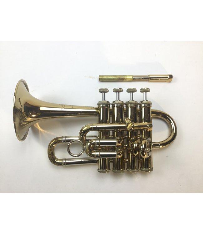 Bach Used Bach 196 Bb/A Piccolo Trumpet