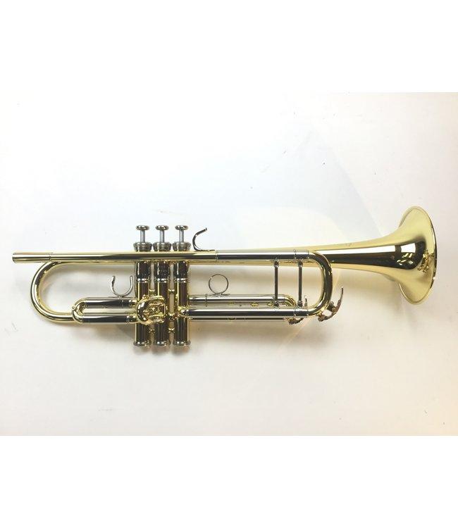 Yamaha Demo Yamaha YTR-8345II Bb Trumpet in Lacquer
