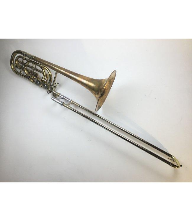 Holton Used Holton TR-181 Bb/F/Gb/D Bass Trombone
