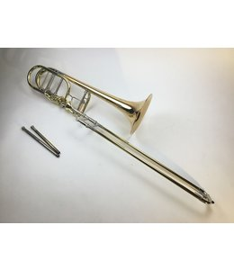 Jupiter Demo Jupiter 1240RL-T Bb/F/Gb/D Bass Trombone