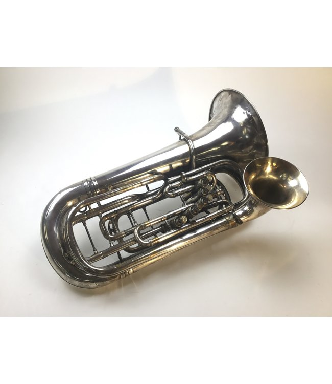 Conn Used Conn (Worchester, MA) Double Bell Euphonium