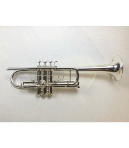 Eastman Demo/Used Eastman ETR530 C Trumpet Silver Plate