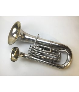 King Used King Double Bell Euphonium