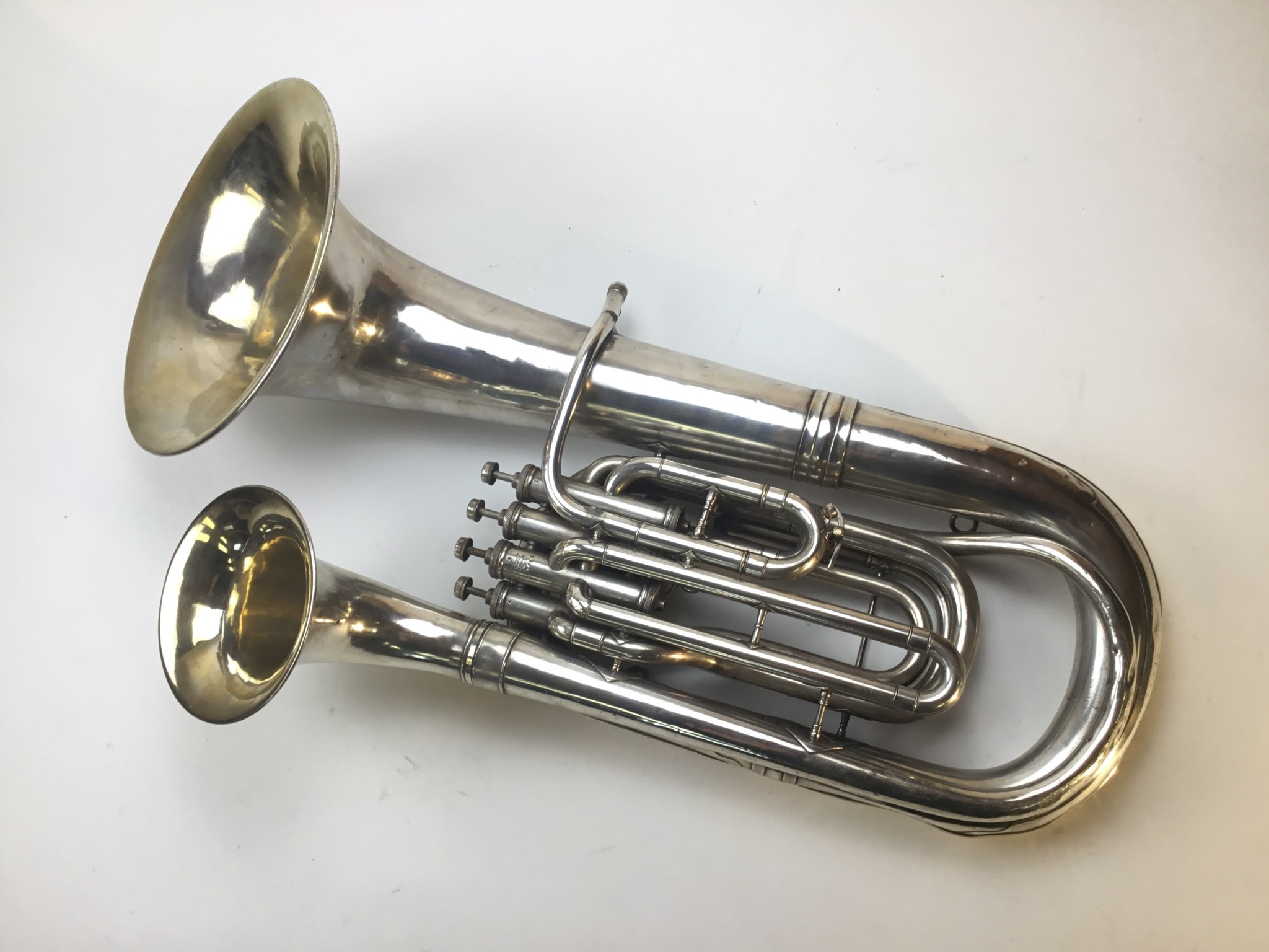 used king double bell euphonium dillon music