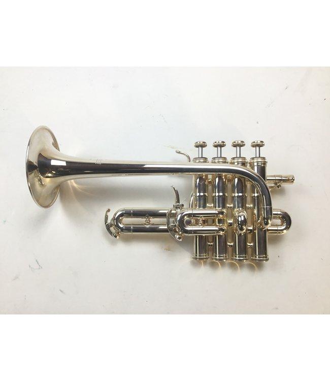 F. Schmidt Used F. Schmidt 54S Bb/A Piccolo Trumpet
