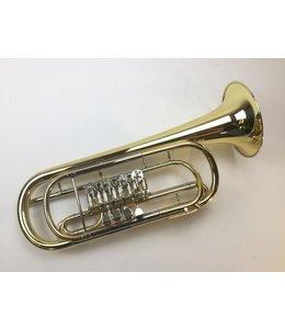 Schiller Used Schiller C Bass Trumpet