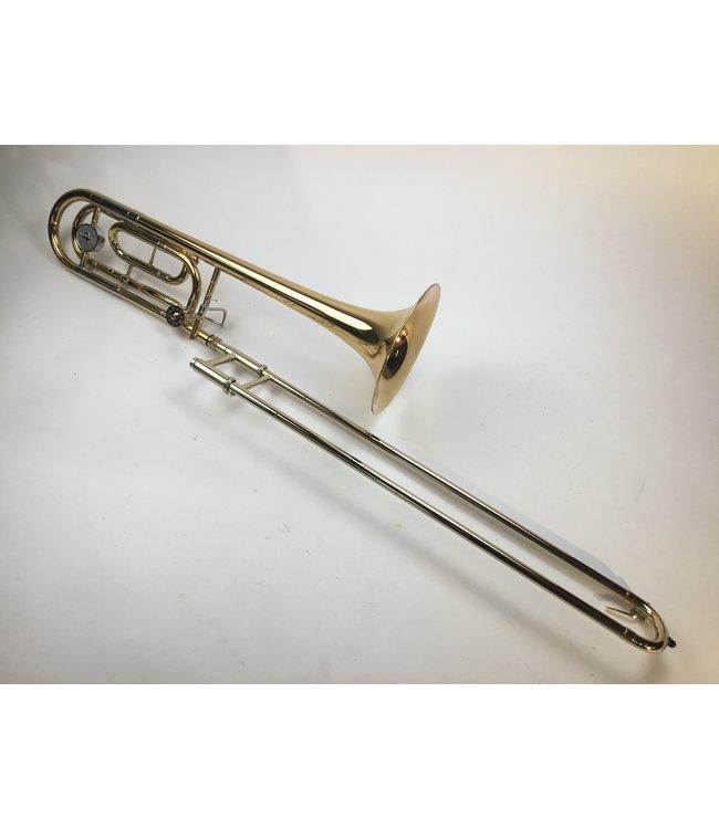 John Packer Demo John Packer JP332 Rath Bb/F Tenor Trombone Closed Wrap