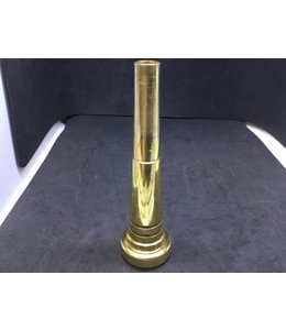Best Brass Used Best Brass Groove 9E trumpet, gold plate