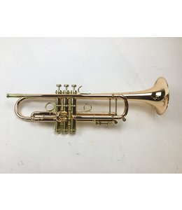 Carol Brass Used Carol Brass 990H-RSM Bb Trumpet