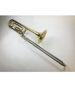 King Used King Duo Gravis Bb/F/E Bass Trombone