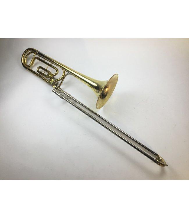 King Used King Duo Gravis Bb/F/E Bass Trombone