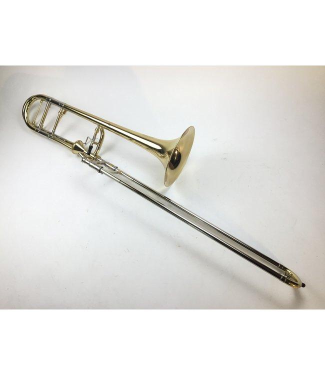 Dillon Music Used Dillon Axial-Flow Bb/F Tenor Trombone