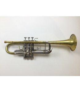 Bach Used Bach/Larson Conversion C Trumpet
