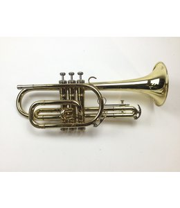 King Used King 602 Bb Cornet