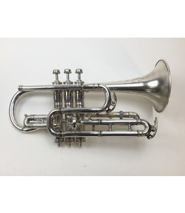 JW York and Sons Used York & Sons C/Bb/A Cornet