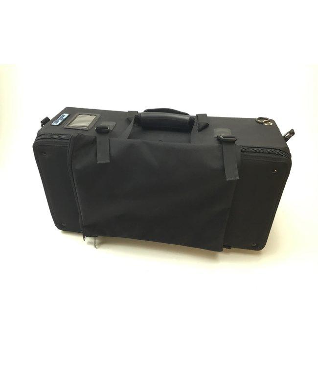 Torpedo Bags Used Torpedo Coyote 2.5+  Nylon Snip Trumpet Case