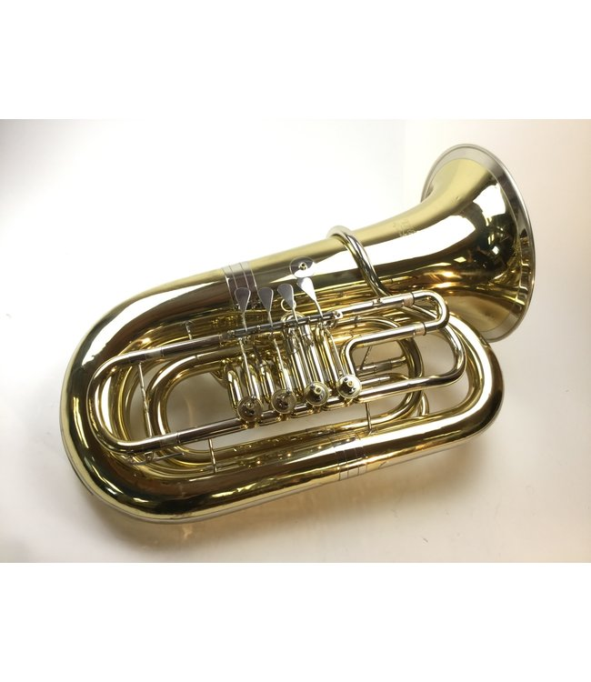 Cerveny Used Cerveny CCB 603-4 CC Tuba