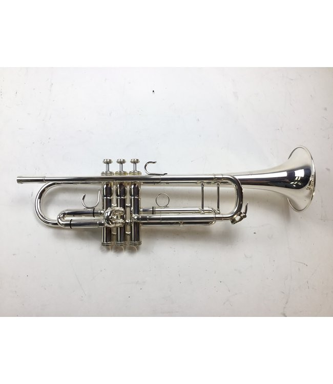 Shires Used S.E. Shires Q10S Bb Trumpet