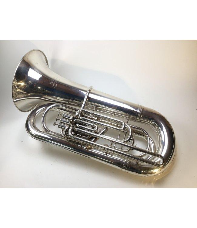 Yamaha Used Yamaha YBB-631S BBb Tuba