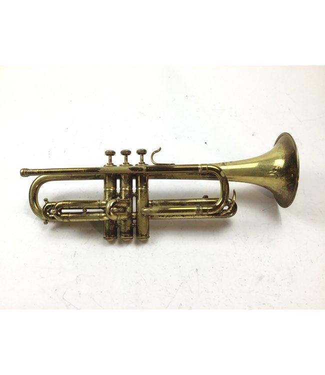 Bach Used Bach NY Mercury Bb Cornet