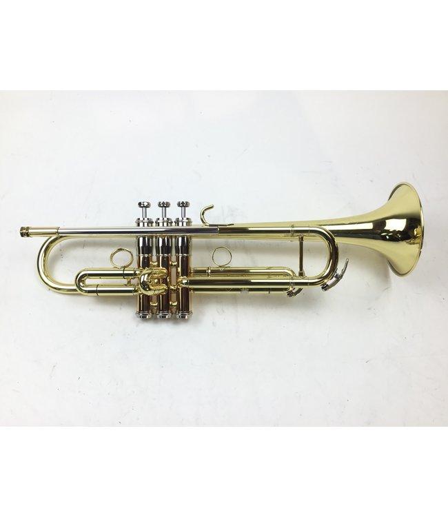 Getzen Demo Getzen Eterna Deluxe Series 907DLX Bb Trumpet