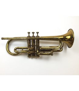 Frank Holton & Co. Used Frank Holton & Co Bb Cornet (SN: 56040)