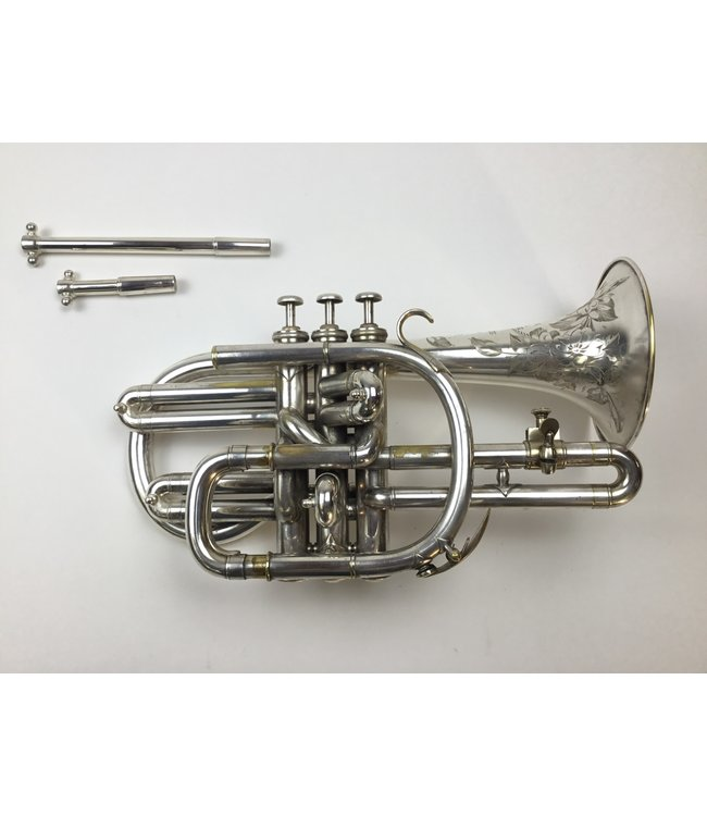 Besson Used Besson Compensating Bb/A Cornet