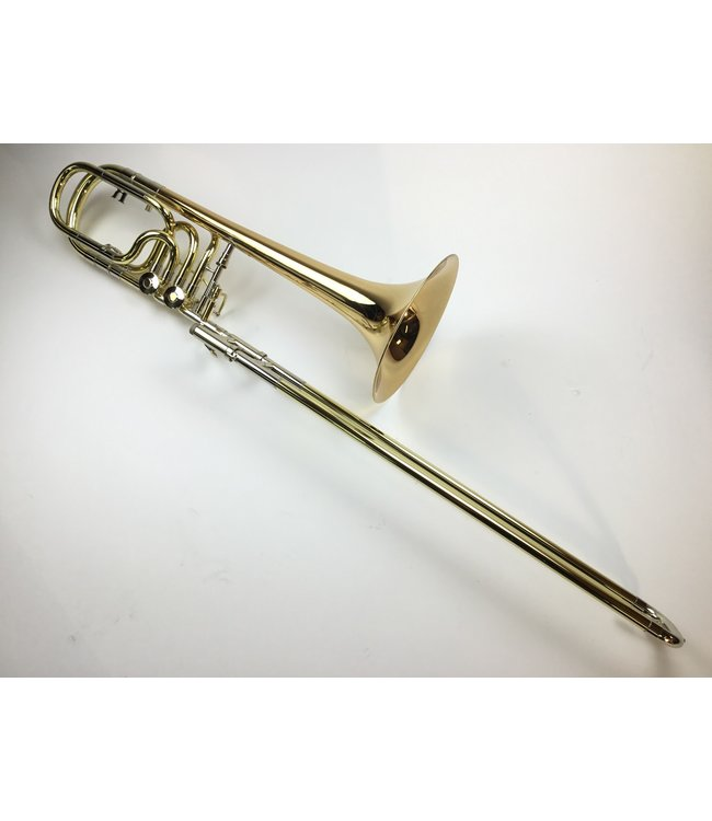 Rath Demo Rath R9 Bb/F/Gb/D Bass Trombone with Independent Rotax Valves