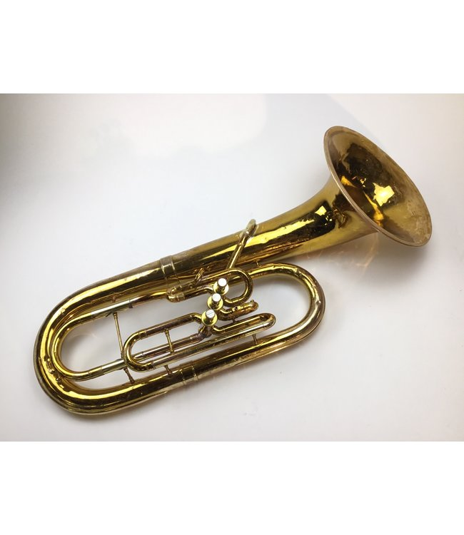 King Used King Bell Front Bb Euphonium