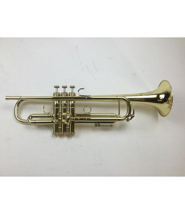 Shires Used S.E. Shires CVLA-ML Bb Trumpet
