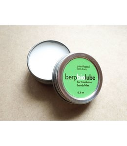 Berp Company Berp Bio Lube for Trombone Handslides