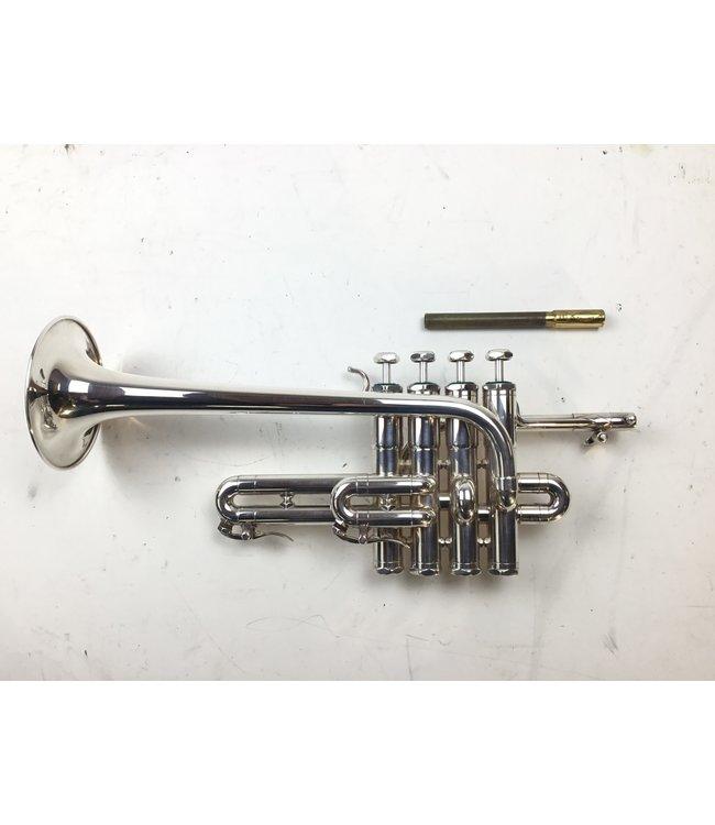 Schilke Used Schilke P5-4 Bb/A Piccolo Trumpet