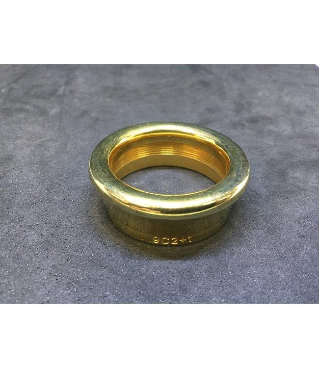 Latzsch Used Latzsch 9C2+1 Bass Trombone Rim, gold plate