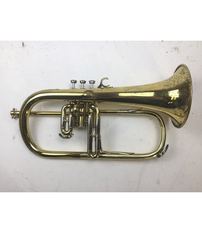 Couesnon Used Couesnon Bb Flugelhorn