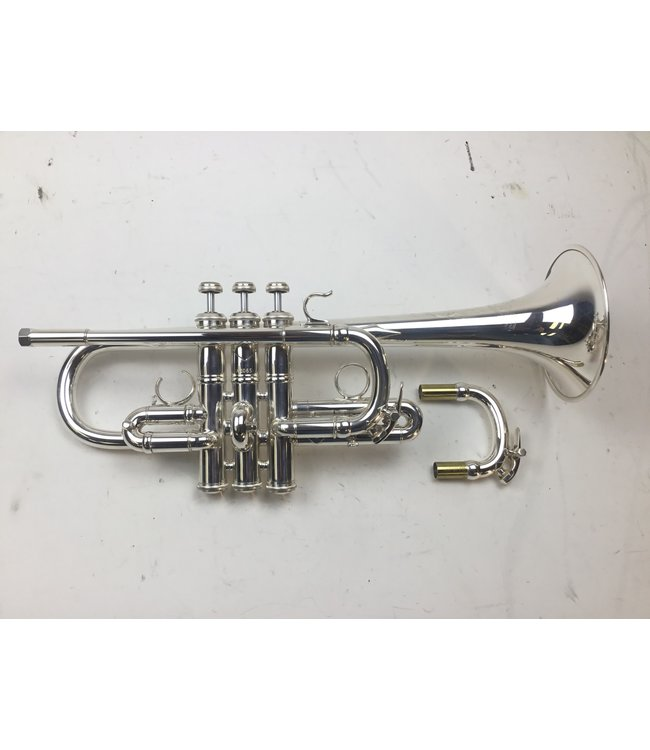 Bach Used Bach AE190S Eb Trumpet