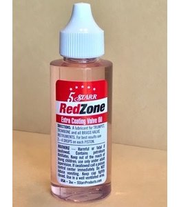 5 Starr 5 Starr Red Zone Valve Oil