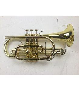 Yamaha Used Yamaha YCR-8335 (Gen 2) Bb Cornet (SN: C75680)